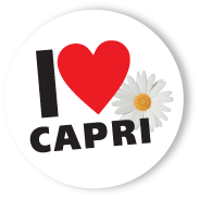 I love capri badge