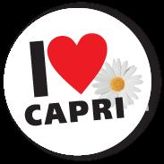 I love capri badge